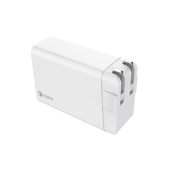 QC3.0 Quick charger 30W Dual USB 2
