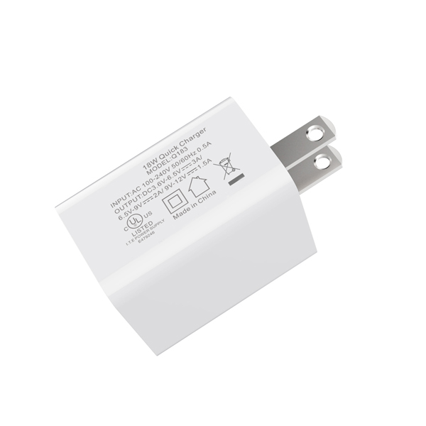 QC3.0 USB charger 4