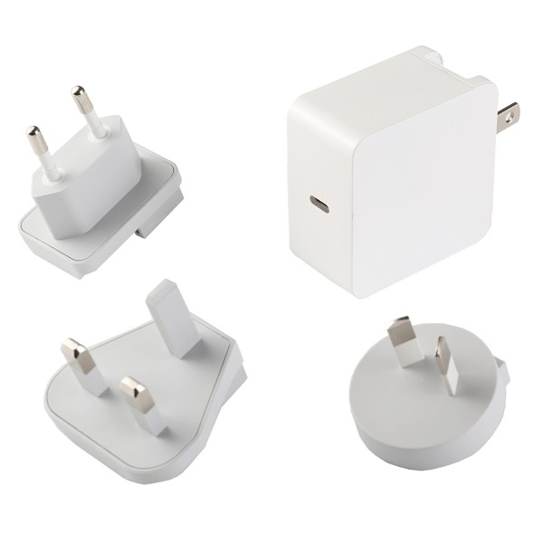 45W Interchangeable PD Charger