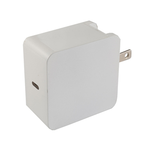 60w PD charger plug foldable